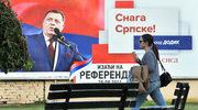 Referendum zagrożeniem dla stabilizacji na Bałkanach?
