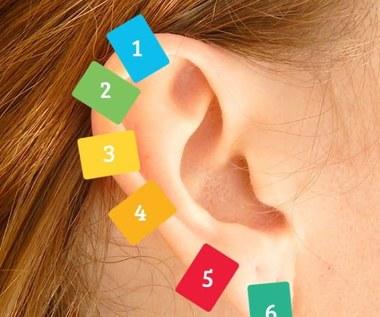 Refleksologia ucha i klamerki - zaskakujący sposób na ból
