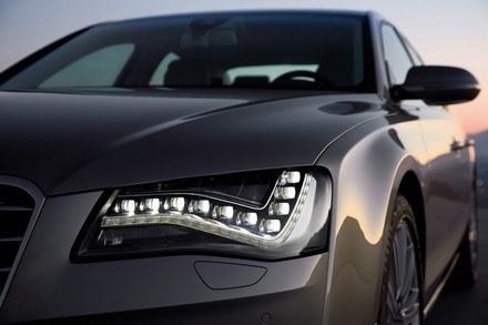 Reflektory wykonano w technologii LED /