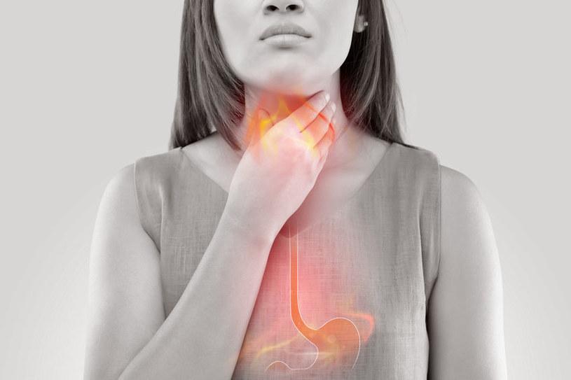 Refluks żołądkowo-przełykowy /©123RF/PICSEL