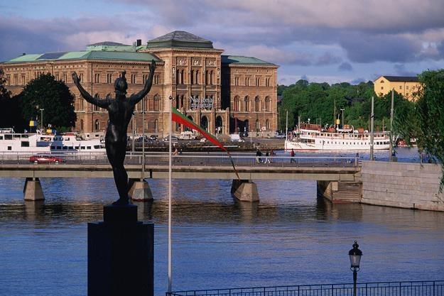 Reforma systemu emerytalnego w Szwecji. Nz. Sztokholm /poboczem.pl