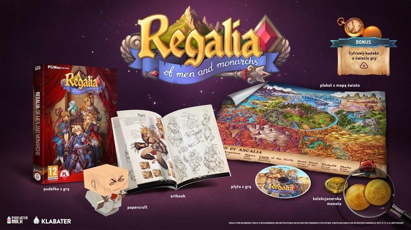 Regalia: Of Men and Monarchs /materiały prasowe