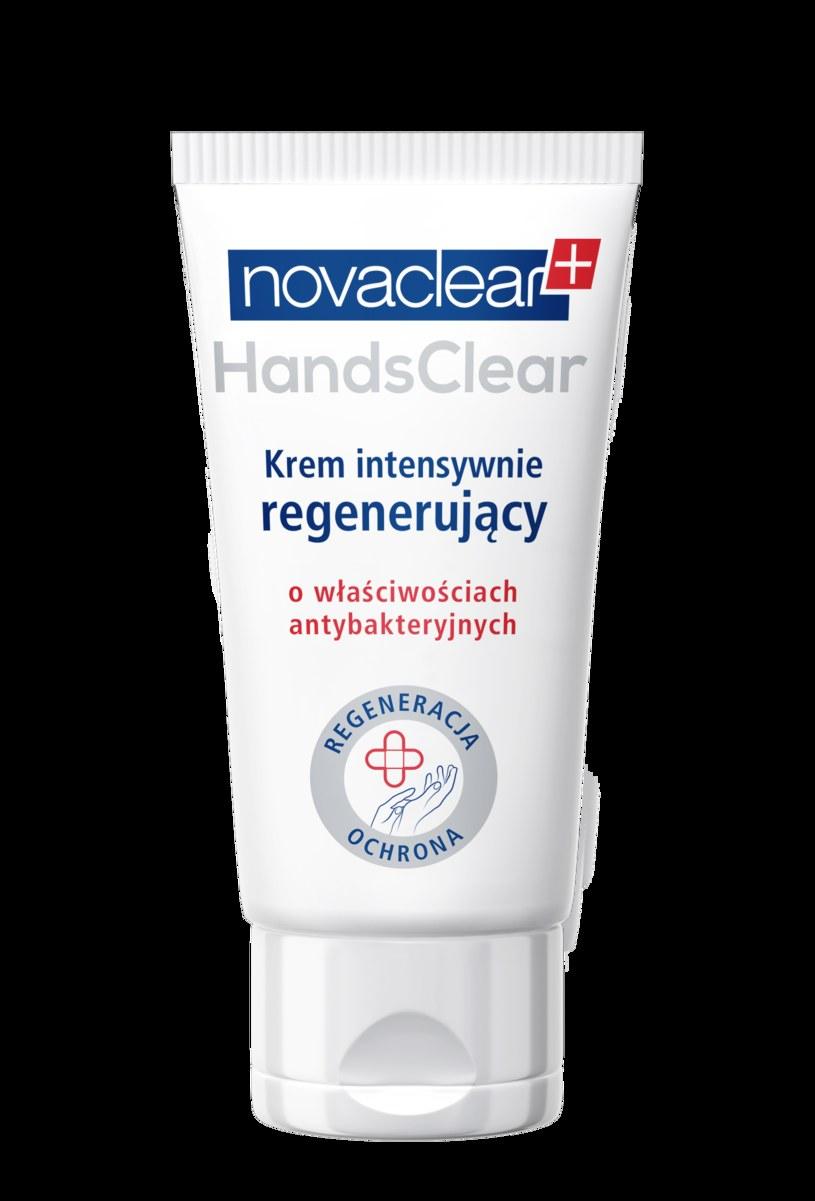 Regenerujący krem do rąk o właściwościach antybakteryjnych /INTERIA.PL/materiały prasowe