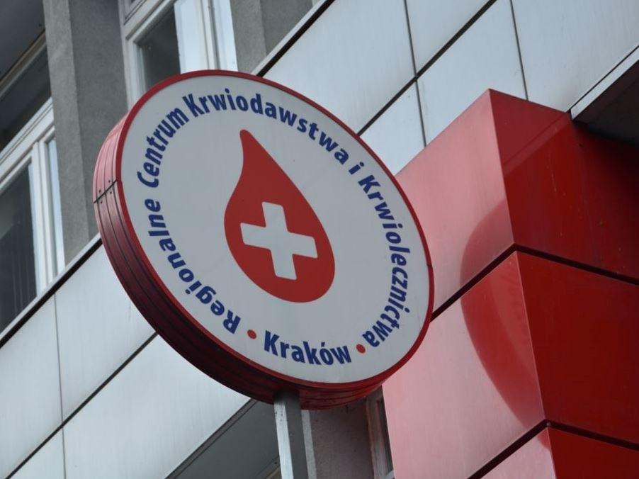 Regionalne Centrum Krwiodawstwa i Krwiolecznictwa w Krakowie /RMF FM` /RMF FM