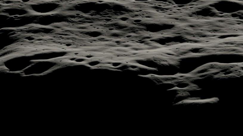 Regiony krateru Nobile /NASA