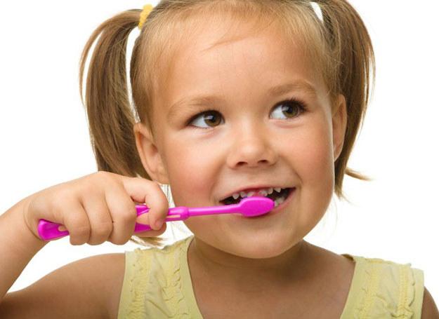 Regularne mycie zębów i dobra technika to podstawa /123RF/PICSEL
