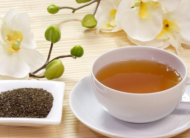 Regularne picie zielonej herbaty chroni mózg przed Alzheimerem /© Panthermedia
