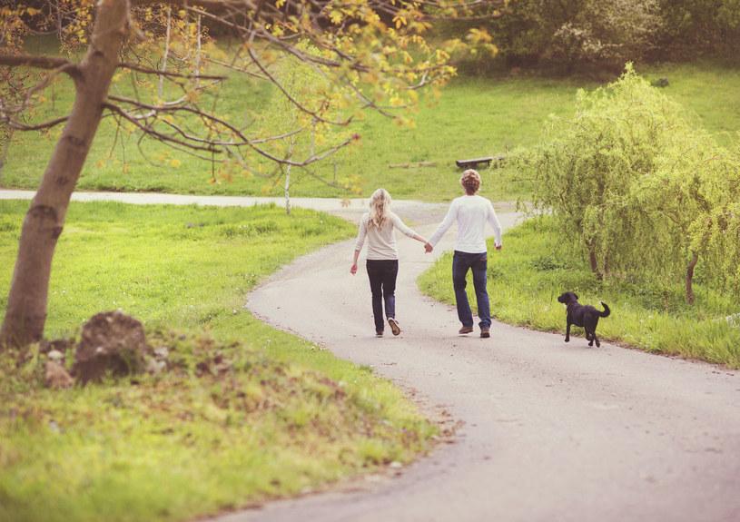 Regularne spacery mogą wpłynąć na długość życia /123RF/PICSEL
