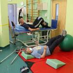 Rehabilitacja po Covid-19. Pacjenci leczeni są pod Olkuszem
