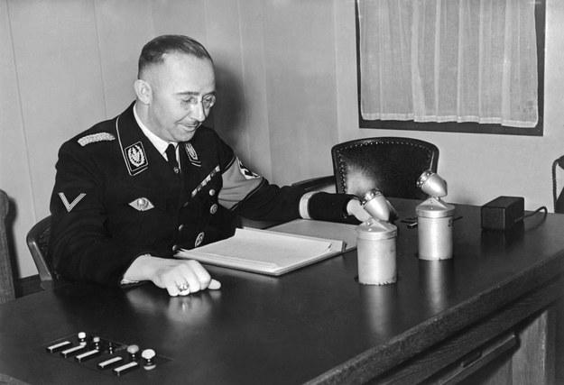 Reichsfuehrer SS Heinrich Himmler /SNEP  /AFP