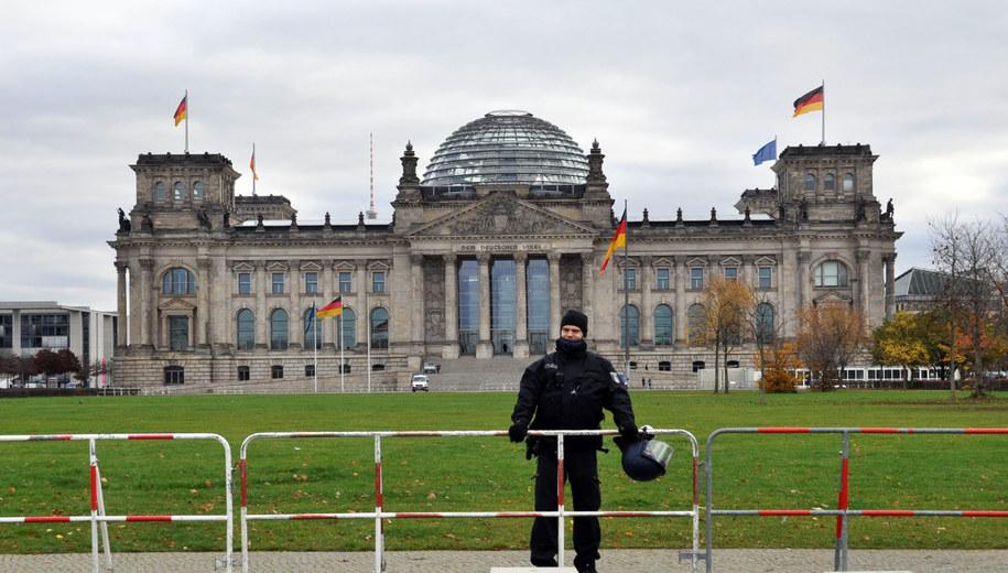 Reichstag /Zapotocky Ales /PAP/EPA