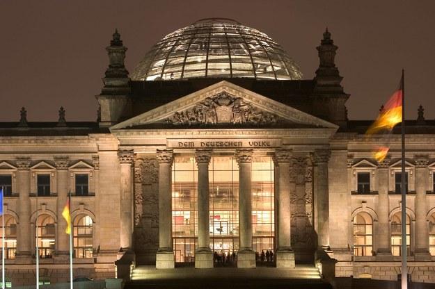 Reichstag /CHROMORANGE/DPA /PAP/DPA
