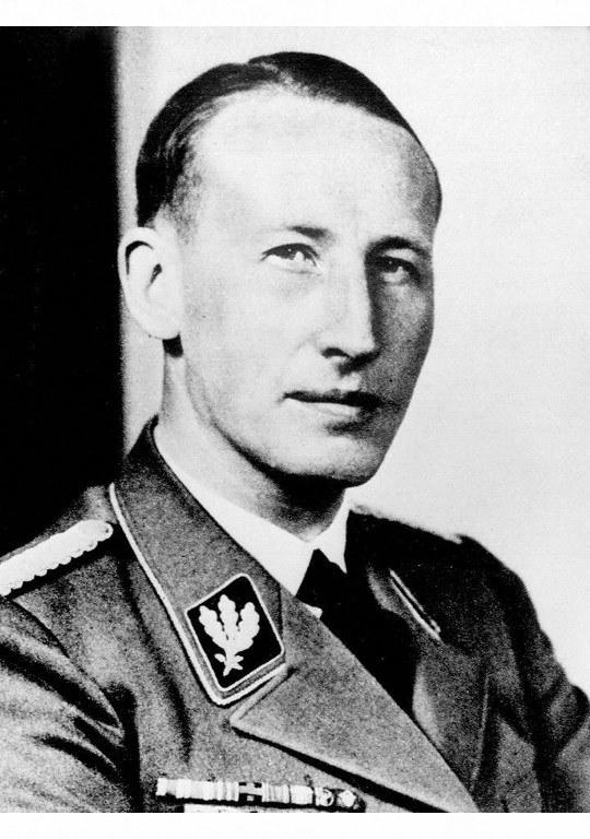 Reinhard Heydrich /ARCHIVES / AFP /AFP