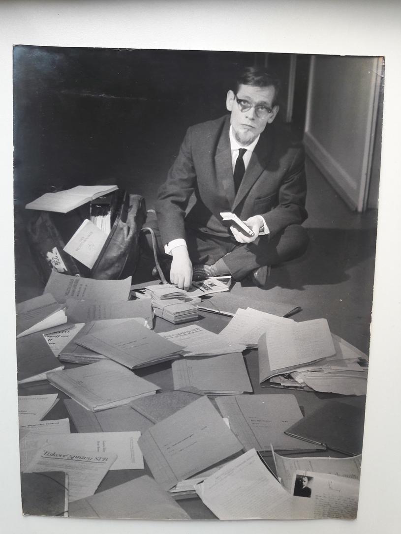 Reinhard Strecker. Fot. Archiwum prywatne R. Streckera /Deutsche Welle