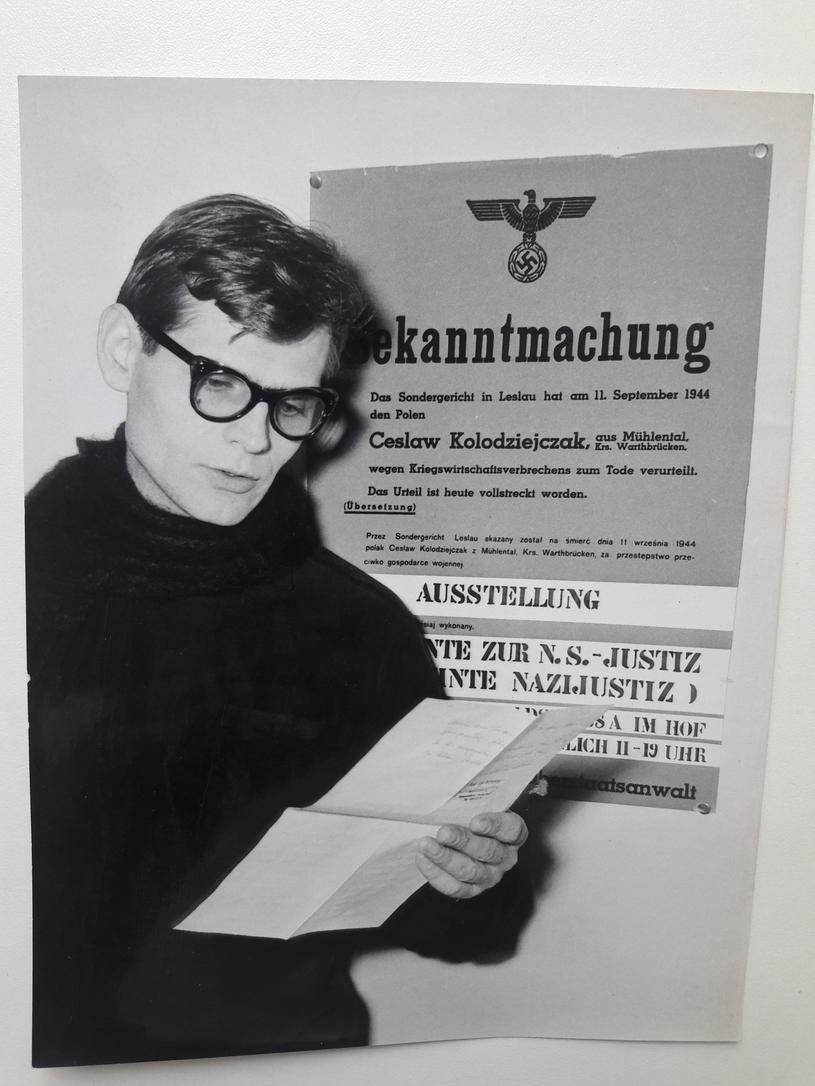 Reinhard Strecker, fot. Archiwum prywatne R. Streckera /Deutsche Welle