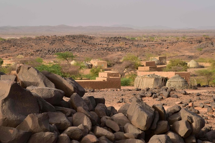 Rejon Agadez /AFP