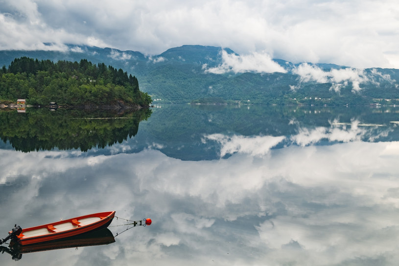 Rejon Samnanger stanie się niedługo parkiem narodowym /123RF/PICSEL
