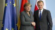 Ręka w rękę z Niemcami