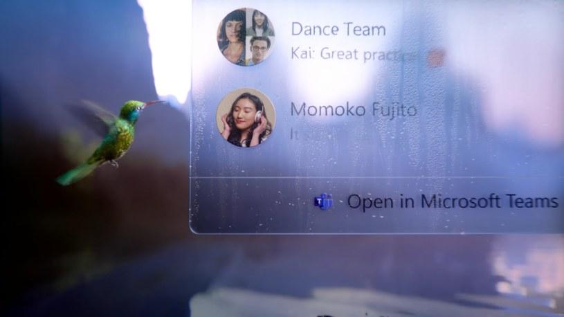 Reklama Windowsa 11 Fot. Microsoft /materiał zewnętrzny