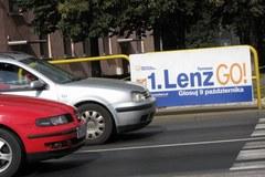 Reklamy wyborcze w Toruniu