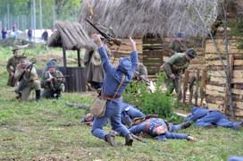 Rekonstrukcja Bitwy pod Gorlicami