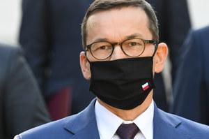 Rekonstrukcja rządu. Premier Mateusz Morawiecki najlepiej oceniany