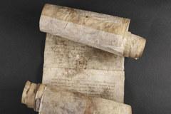 Rękopisy J. Słowackiego oraz rotulusy - galeria