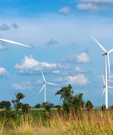 Rekord produkcji prądu z wiatru. W cztery dni tyle co w miesiąc
