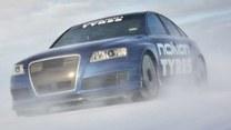 Rekord świata w prędkości jazdy samochodem po lodzie