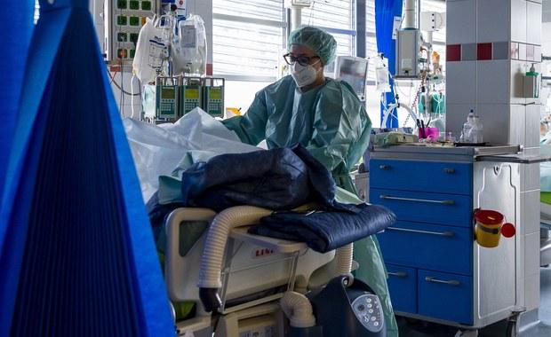 Rekord zakażeń w czwartej fali pandemii w Polsce. Najwięcej zgonów od czerwca