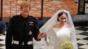 Rekordowa oglądalność ślubu księcia Harry'ego i Meghan Markle