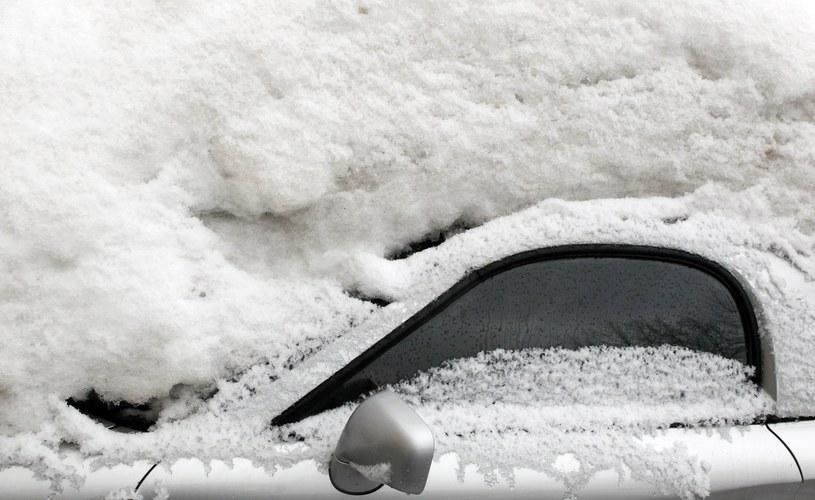 Rekordowe opady śniegu w kwietniu /PAP/EPA
