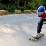 Rekordowe prędkości na deskorolce