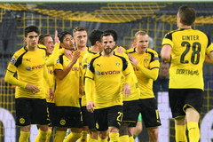Rekordowe siedem goli w pierwszej połowie meczu Legii z BVB