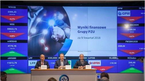 Rekordowe wyniki polskiego ubezpieczyciela
