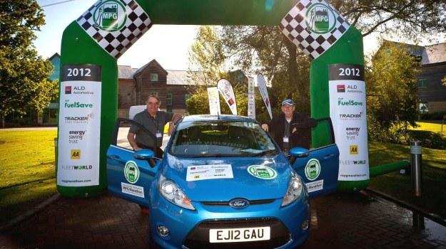 Rekordowo oszczędny Ford Fiesta ECOnetic 1.6 TDCi /Ford