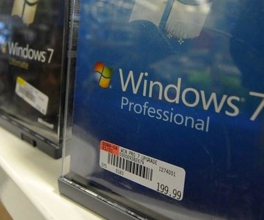 Rekordowy Microsoft: 350 mln Windows 7