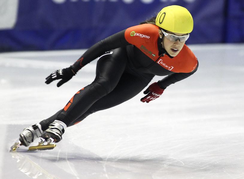 Rekordzistka świata - Valerie Maltais /AFP