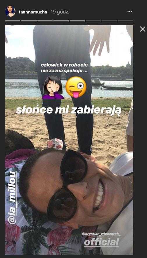 Relacja Anny Muchy /Instagram /materiały promocyjne