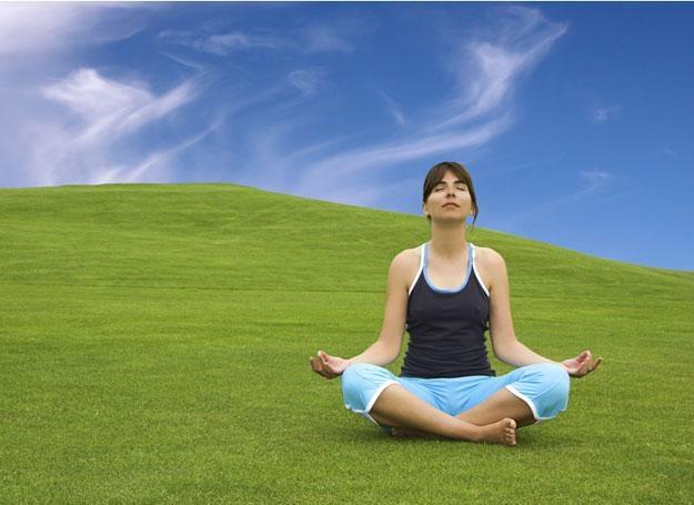Relaks i zdrowy styl życia pomogą w walce z nowotworami /© Panthermedia