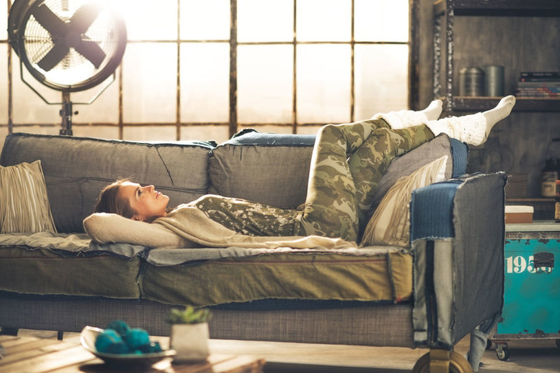 Relaks to trudna sztuka odpoczynku /123RF/PICSEL