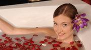 Relaksujące kąpiele i zabiegi