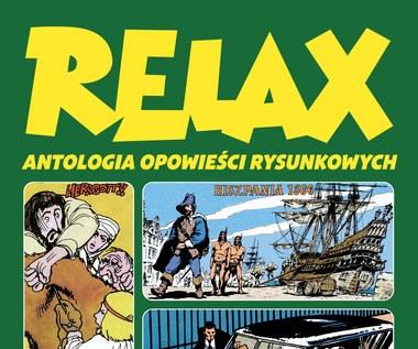 Relax - wspomnienia komiksowego dzieciństwa