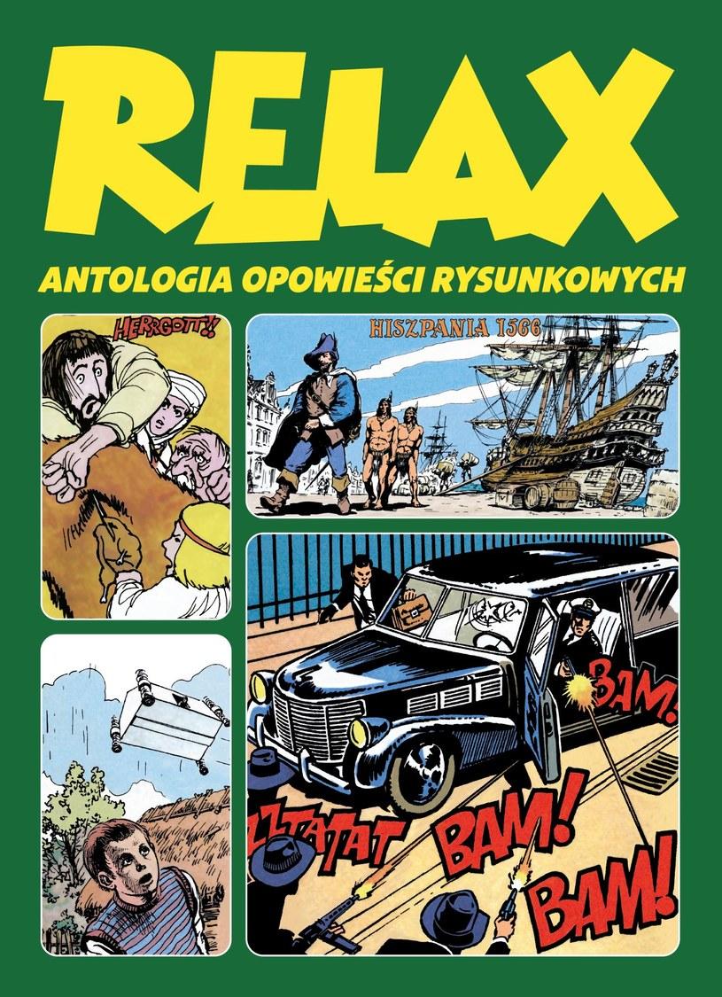 Relax /materiały prasowe