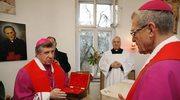 Relikwie beatyfikowanego ks. Lamperta w Szczecinie
