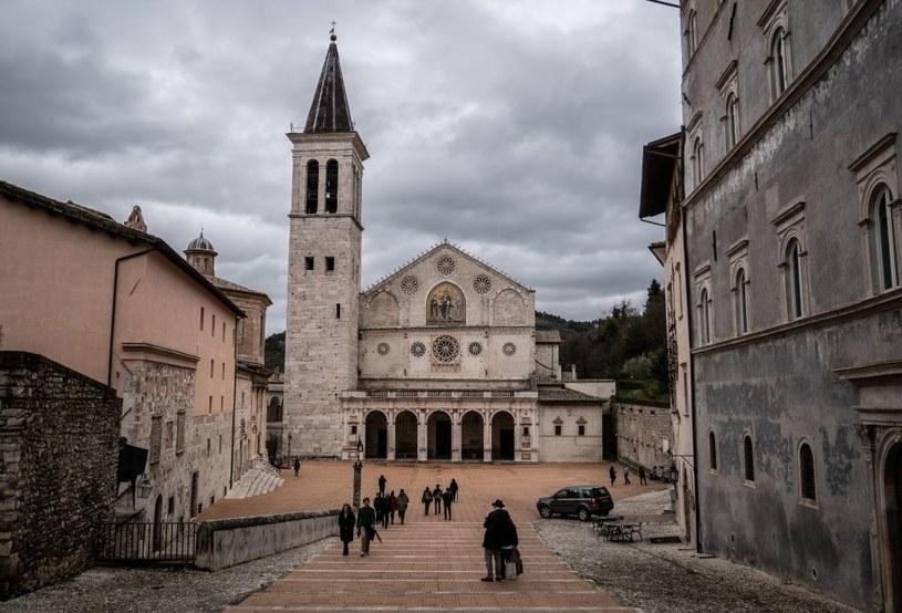 Relikwie  św. Jana Pawła II skradziono z bazyliki katedralnej w Spoleto / Dadi Luca/AGF/Universal Images Group /Getty Images