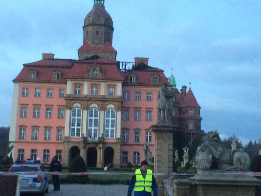 Remont zamku może kosztować nawet 2 mln zł /Bartek Paulus /RMF FM
