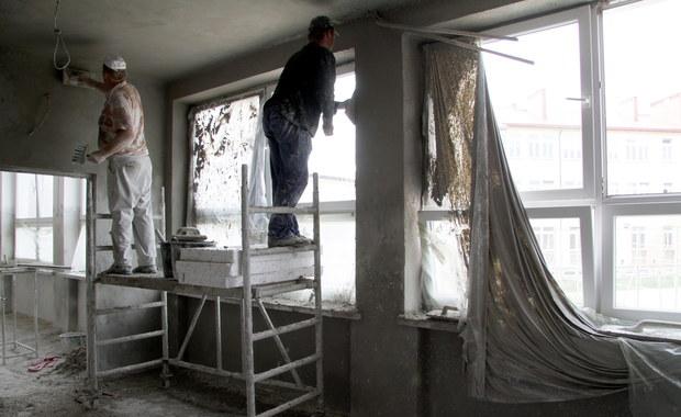 Remonty zalanych szkół w Świętokrzyskiem