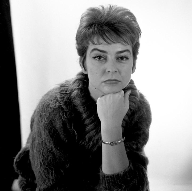Rena Rolska, 1961 r. /Andrzej Wiernicki /Agencja FORUM