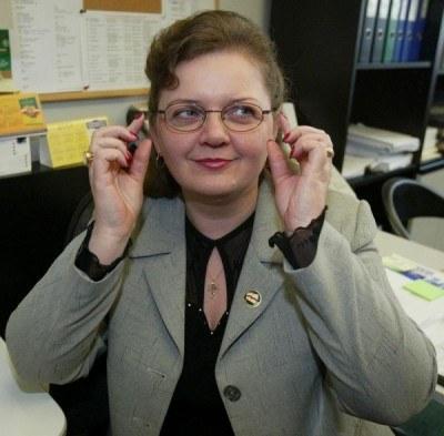 Renata Beger - fot. Michał Rozbicki /Agencja SE/East News